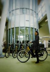 OV-fiets in Houten. Foto: Marc van Woudenberg