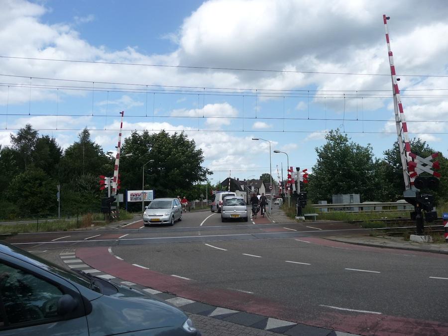 spoorwegovergang Boxtel