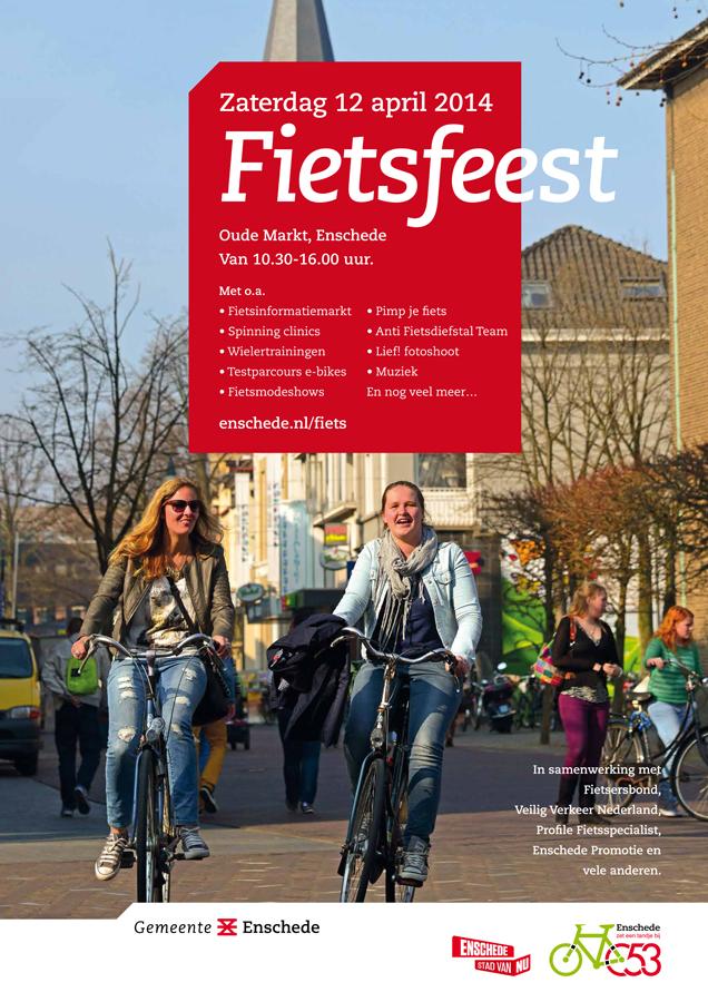 Fietsfeest Enschede