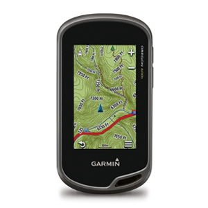 Garmin met Touchscreen