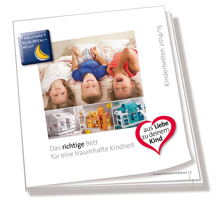 Kinderbetten Katalog