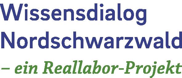 Logo Wissensdialog Nordschwarzwald