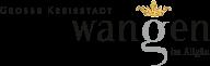 Logo Stadt Wangen im Allgäu