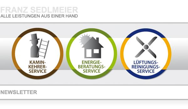 Header Newsletter Sedlmeier