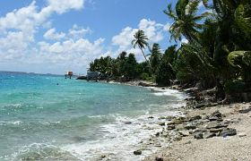 Climate Change Vulnerable Sea-level Area - United Nations Photo, Flickr (CC-by-nc)