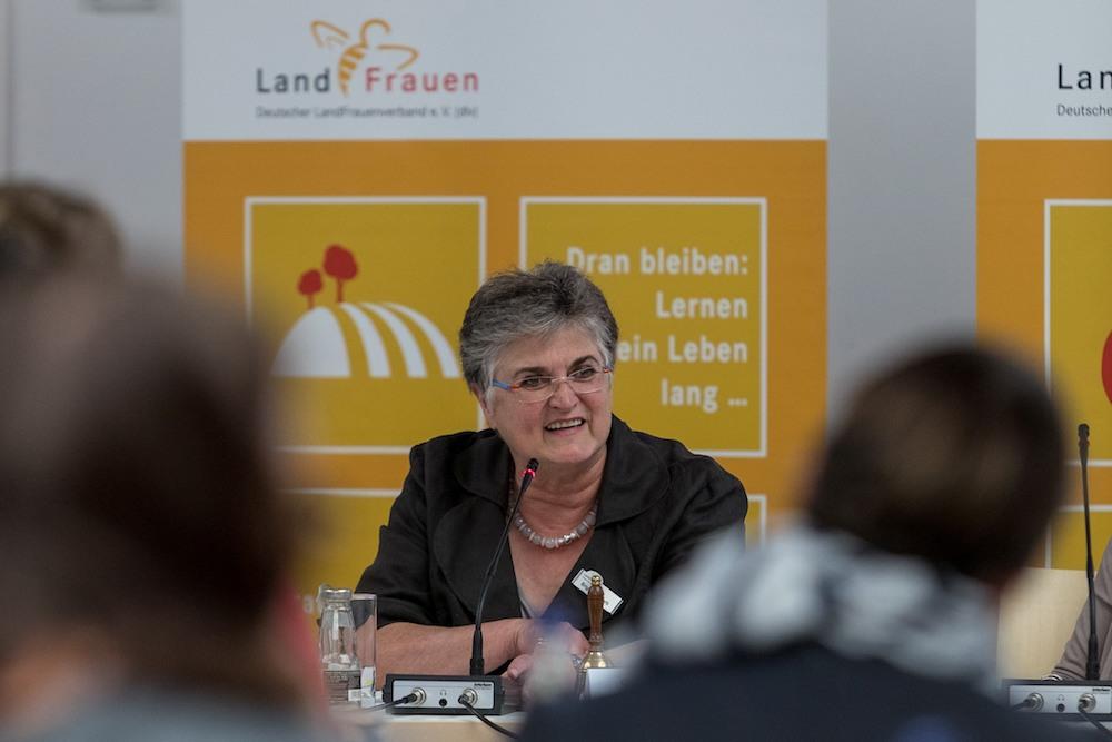 Politische Diskussion der LandFrauen