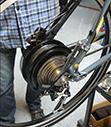 Umbauservice für Ihr Rad