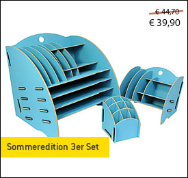 Sommeredition 3er Set