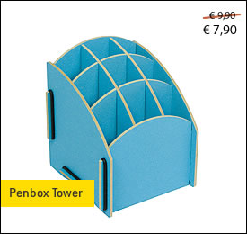 Penbox Tower - Sommeredition