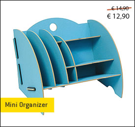 Mini Organizer - Sommeredition