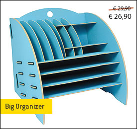 Big Organizer - Sommeredition