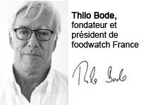 Thilo Bode, fondateur et président de foodwatch France