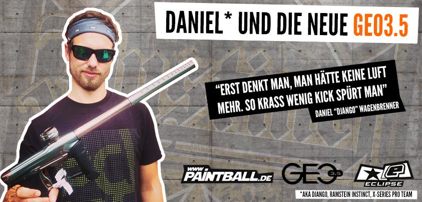 Daniel und die neue GEO3.5