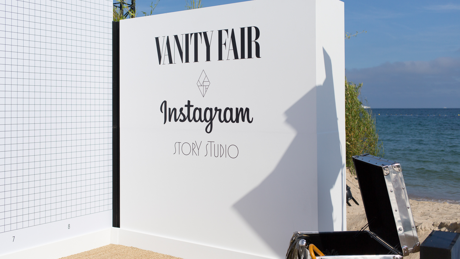 Vanity Fair x Instagram