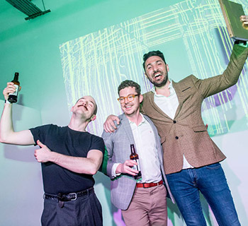 Being a Winner at Creativepool's #Annual2017 Awards