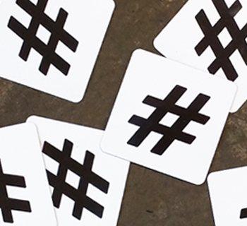 What is the point of an event hashtag anyway?