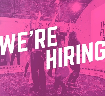 We're Hiring!: Booth Attendants and Photo Technicians