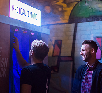 Why we love the Berlin Photoautomat