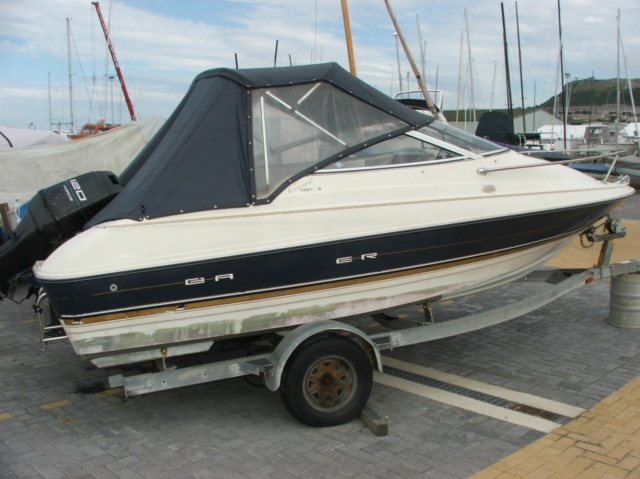 BAYLINER 1702 CUDDY