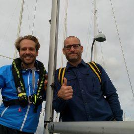 Nye skippere i klubben