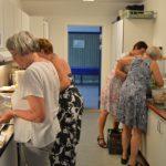 Køkkenpigerne