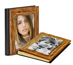 Album Fotografici Legno
