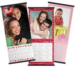 Calendari Pagina Singola 30x70 cm