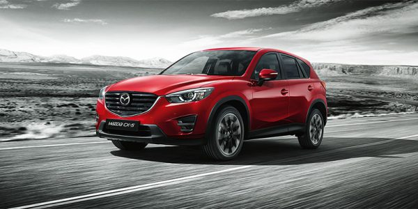 2015 Mazda CX-5 on nyt t��ll�