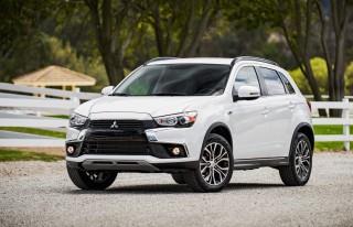 Uusi Mitsubishi ASX 2016