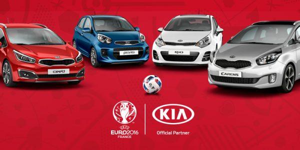 Kia Euro2016-kampanja