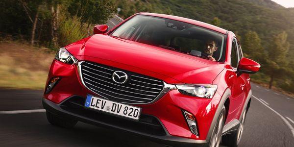 Tarjouser� Mazda CX-3 -malleja Premium Plus -varustelulla