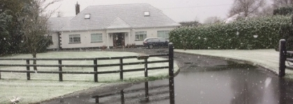 House in Milltown Pass, Co.Westmeath