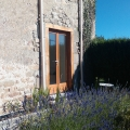 Front of the Barn - own entrance to holiday home