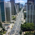 Paulista Avenue just 10 mints walk