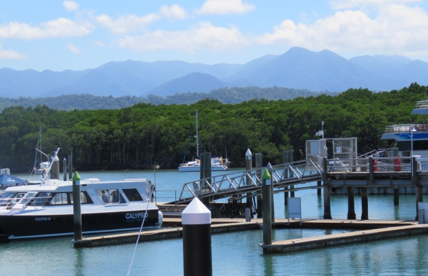 Port Douglas, gateway to the Great Barrier Reef