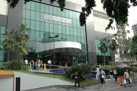 Frei Caneca Convention center and Mall