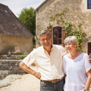 Your hosts, Yves and Christine, have spent many ...