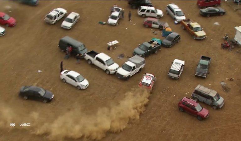 Os Melhores Momentos do WRC 2017 Já Saíram…