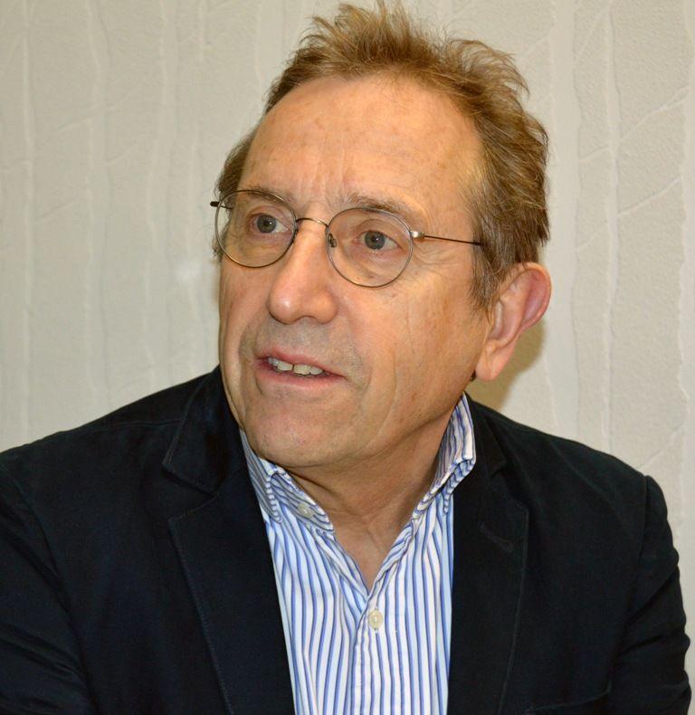 Patrick Colombel, directeur général