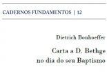 De Teilhard de Chardin a Karl Rahner, passando pelo jornalista do Vaticano II Henri Fesquet... os Cadernos Fundamentos apresentam excertos de obras não disponíveis em português.
