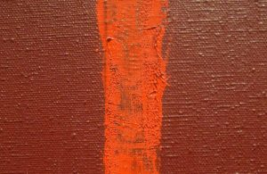 "Barnett Newman, ""Onement I"" (1948)"
