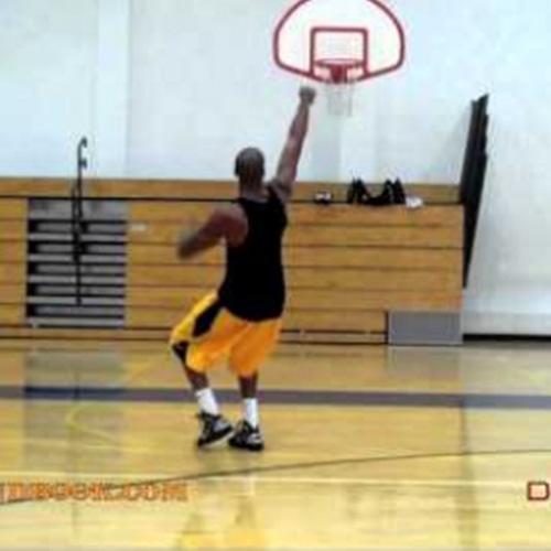 Basketball Shooting Workout Video 7 From Dre Baldwin