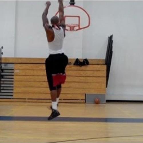 Basketball Shooting Workout Video 1 From Dre Baldwin