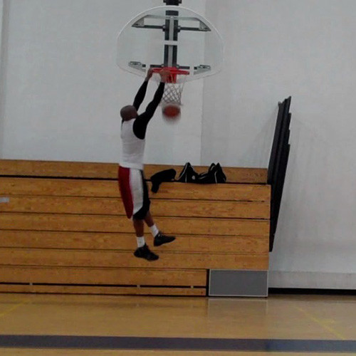Basketball Vertical Jump Workout Video 4 with Dre Baldwin