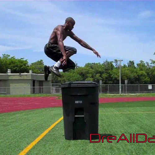 Basketball Vertical Jump Workout Videos 3 with Dre Baldwin
