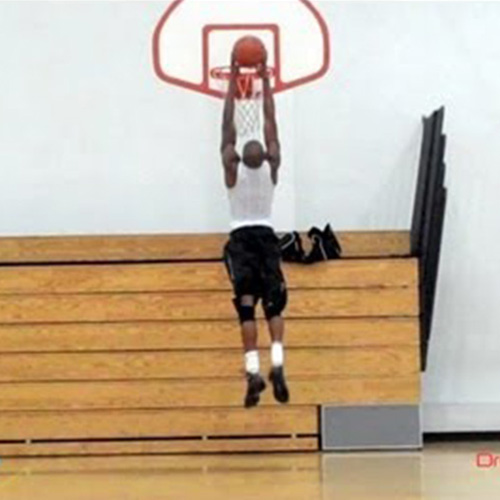 Basketball Vertical Jump Workout Video 1 with Dre Baldwin