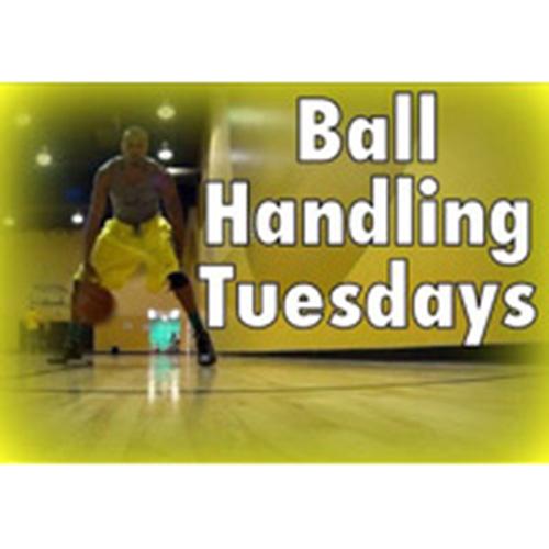 Dre Baldwin's Basketball Ball Handling Workout 5