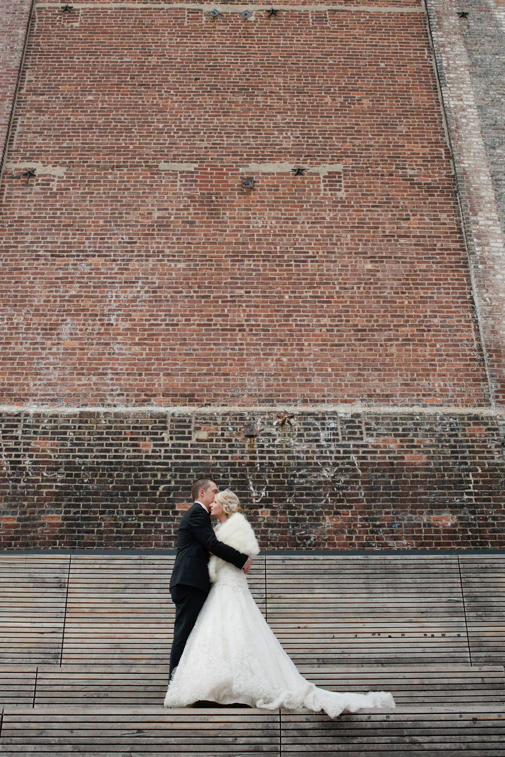 Worksop wedding photographer New York Wedding. The High Line New York