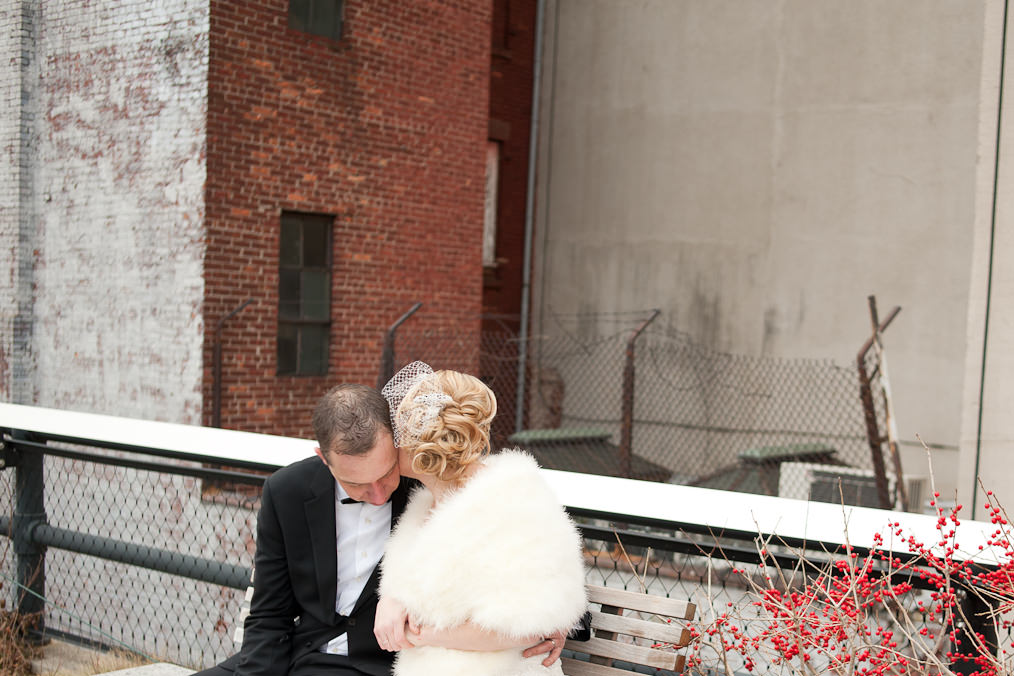 Highline New York Wedding