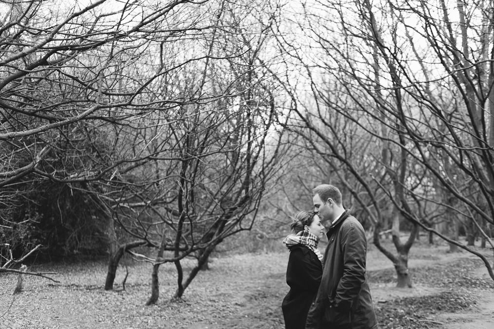 Engagement shoot Beverley Hull. The Westwood